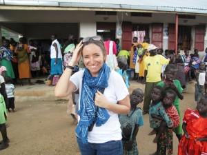 Anna Sambo, responsabile AVSI per il Sud Sudan