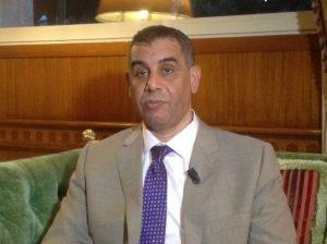 il vicepremier libico Ali Qatrani